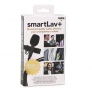 Rode SmartLav+ (Plus) Lavalier mic for smartphones - New & Improved (Available Now!)