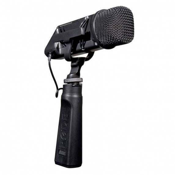 Rode Stereo Video Mic Microphone