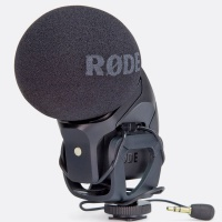 Rode Stereo Videomic Pro - Camera Microphone