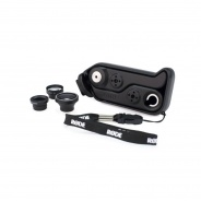 RODEGrip+ - Multi-Purpose Mount & Lens Kit for iPhone 5/5s