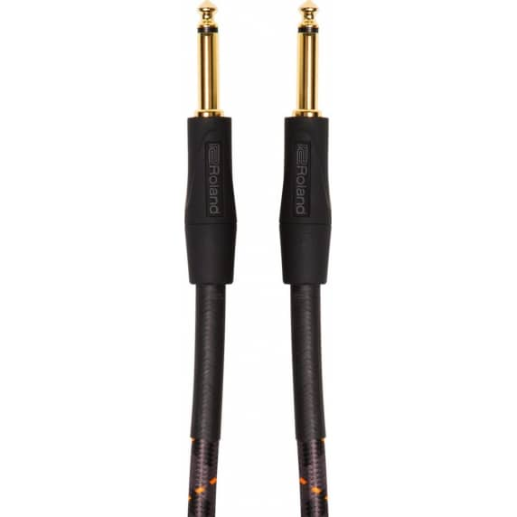 Roland 25ft/7.5m Cable-Straight/Straight 1/4in Jack