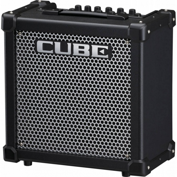 Roland CUBE-20GX Guitar Amplifier - iPhone Connectivity