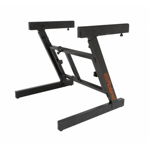 roland ks 10z heavy duty keyboard z stand roland from inta audio uk. Black Bedroom Furniture Sets. Home Design Ideas