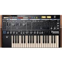 Roland Promars Software Synthesiser (Serial Download)
