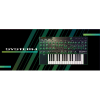 Roland System-1 Software Synthesizer (Serial Download)