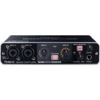 Roland UA-55 Quad-Capture USB2 Audio Interface
