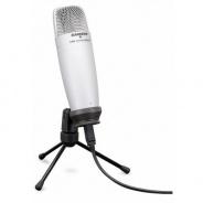 Samson C01U USB Studio Condenser Microphone (B STOCK)