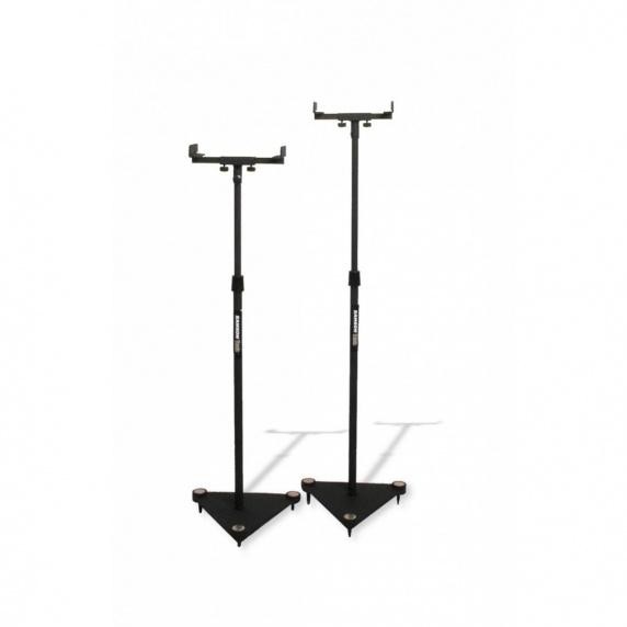 Samson MS100 Adjustable Speaker Stands (Pair)