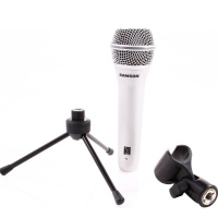 Samson Q1U Dynamic USB Microphone For Vocal Recording includes Stand + Software