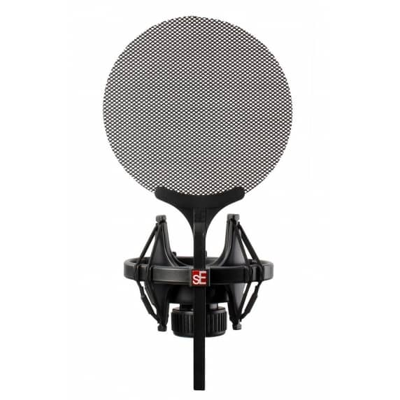 sE Electronics Isolation Pack - Shock Mount and Pop Shield