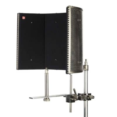 se electronics reflexion filter pro portable vocal booth from inta audio uk. Black Bedroom Furniture Sets. Home Design Ideas