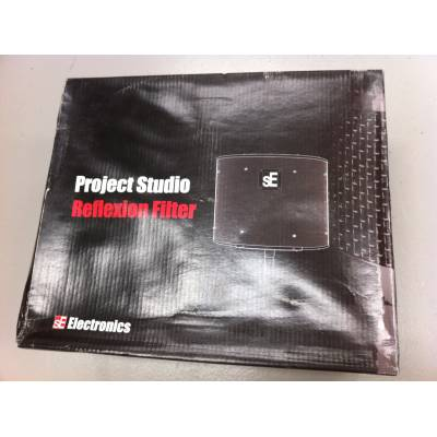 se electronics project studio reflexion filter psrf b stock from inta audio uk. Black Bedroom Furniture Sets. Home Design Ideas