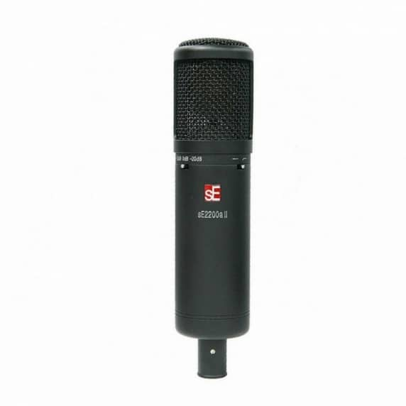 sE Electronics SE2200AII Multi Pattern Condenser Microphone