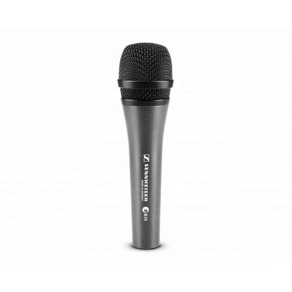 Sennheiser E835 Cardioid Dynamic Reduced Proximity Microphone