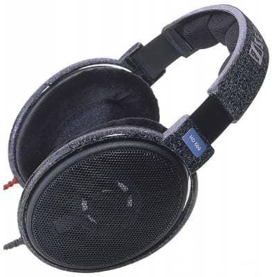 sennheiser hd600 professional open back studio monitor headphones sennheiser from inta audio uk