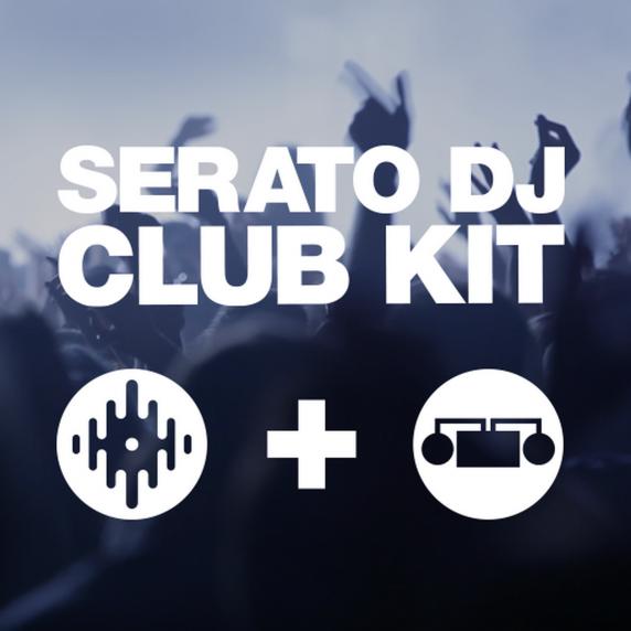 Serato DJ Essentials - Serato DJ & DVS Expansion Pack  (Serial Download)