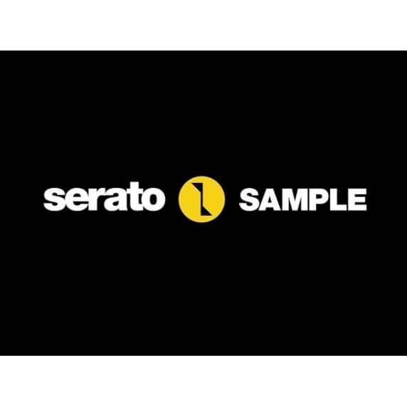 Serato Sample (Serial Download)
