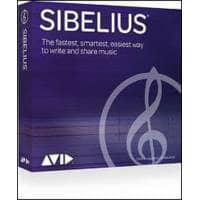 Avid Sibelius 2020 Perpetual Licence (Serial Download)