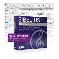 Avid Sibelius Ultimate 2020 Perpetual Licence (Serial Download)
