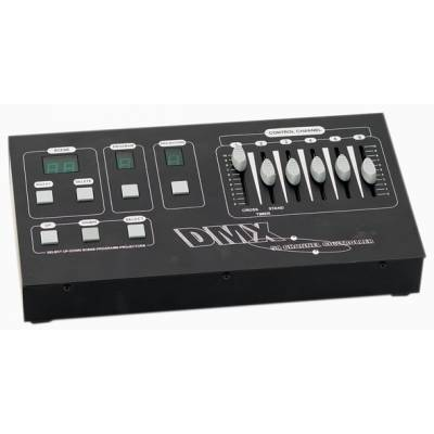 Dmx controllers.