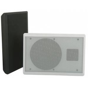 Skytronic Slimline 2 Way Flush Mount Speaker 4 Ohms And