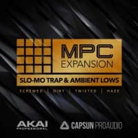 Slo-Mo Trap & Ambient Lows – Expansion for AKAI MPC (Serial Download)