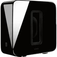 Sonos Sub (Gloss Black) - Wireless Active Subwoofer