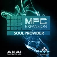 Soul Provider - Expansion For Akai MPC (Serial Download)