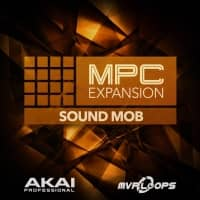 Sound Mob – Expansion for AKAI MPC (Serial Download)