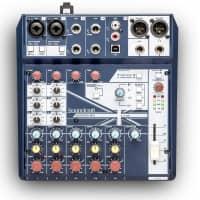 Soundcraft Notepad-8FX Analogue Mixer - B Stock