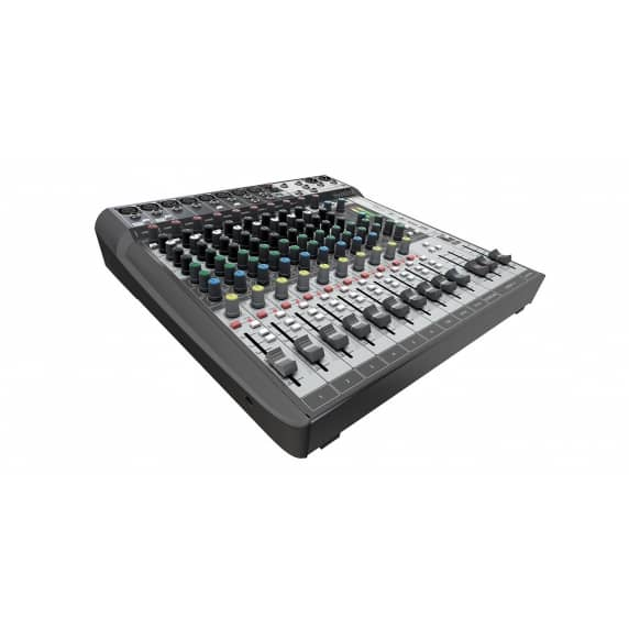 Soundcraft Signature 12 MTK - 12-in/14-out USB Mixer