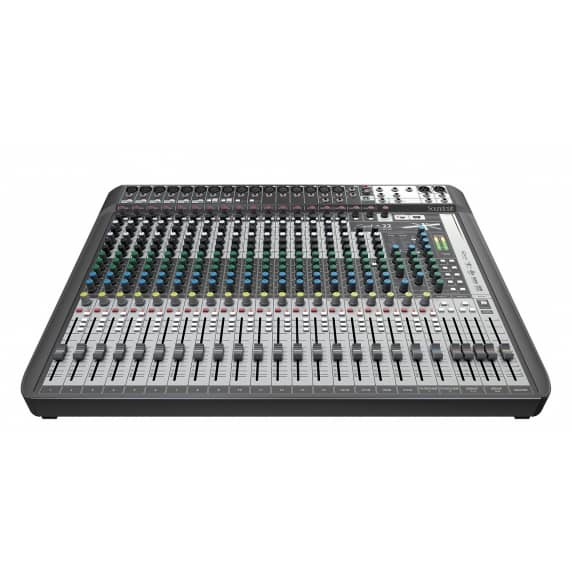 Soundcraft Signature 22 MTK - 22-in/24-out USB Mixer