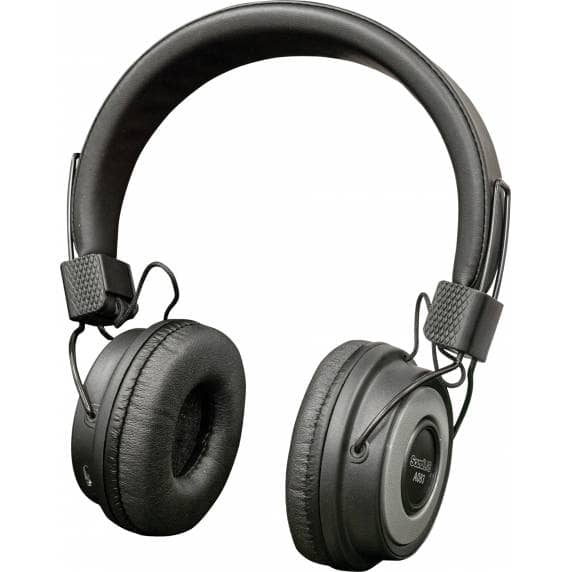 Soundlab Wireless Bluetooth Headphones with Built-in FM Radio