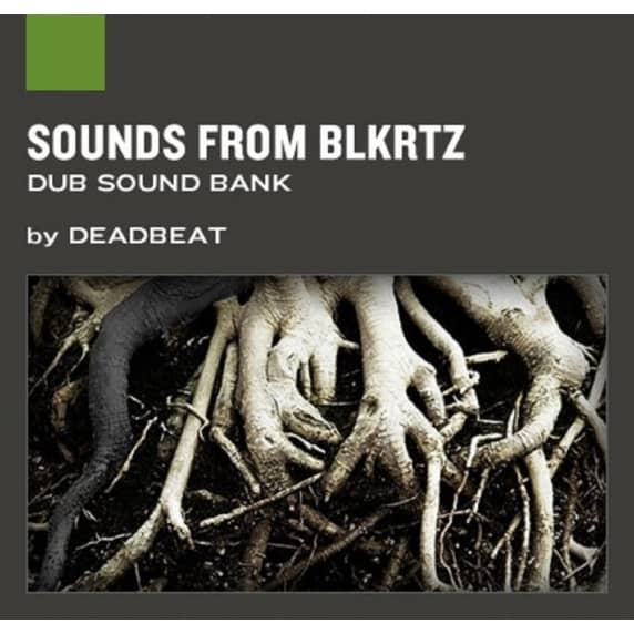 Sounds from BLKRTZ Sound Bank (Serial Download)