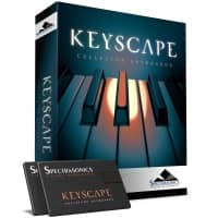Spectrasonics Keyscape Virtual Keyboards Instrument (Boxed Version)