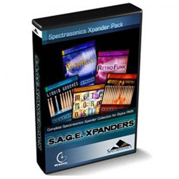 Spectrasonics S.A.G.E Xpanders for Stylus RMX