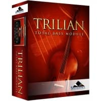 Spectrasonics Trilian - Total Bass Virtual Instrument (Boxed Version)