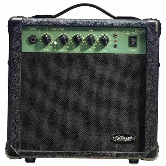 Stagg 10GA 10 Watt Guitar Amplifier