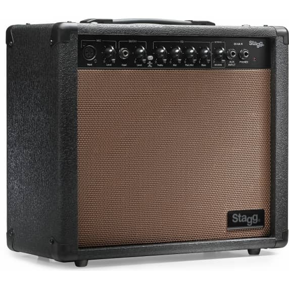 Stagg 20 AA-R 20W Acoustic Guitar Amplifier