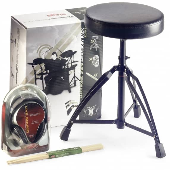 Stagg EDAP-2 Electronic drum Accessory Pack