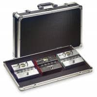 Stagg Heavy-Duty Case for Guitar Effects Processor Pedals