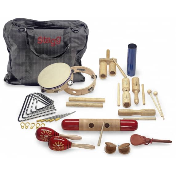 Stagg Junior Percussion Kit + Carry Bag