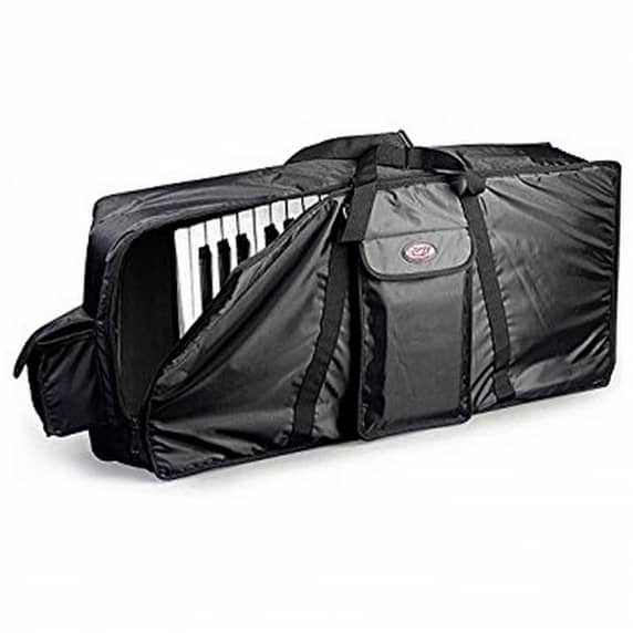 Stagg K10-097 61 Note Keyboard Bag