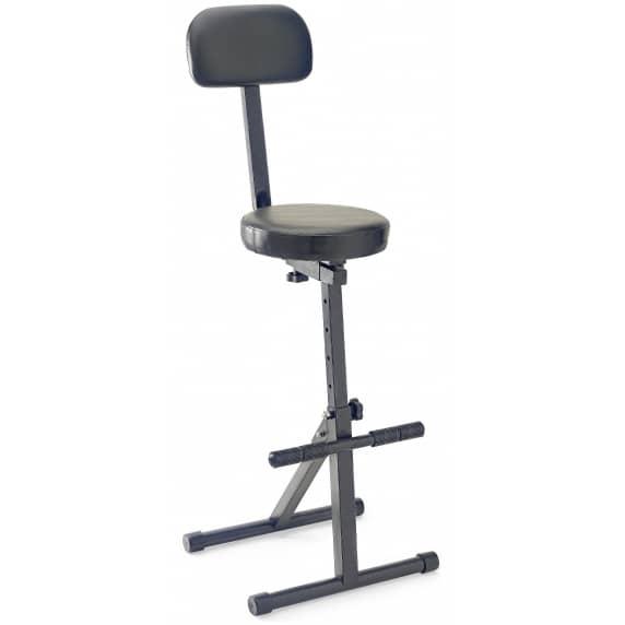 Stagg MT-300BK throne with backrest