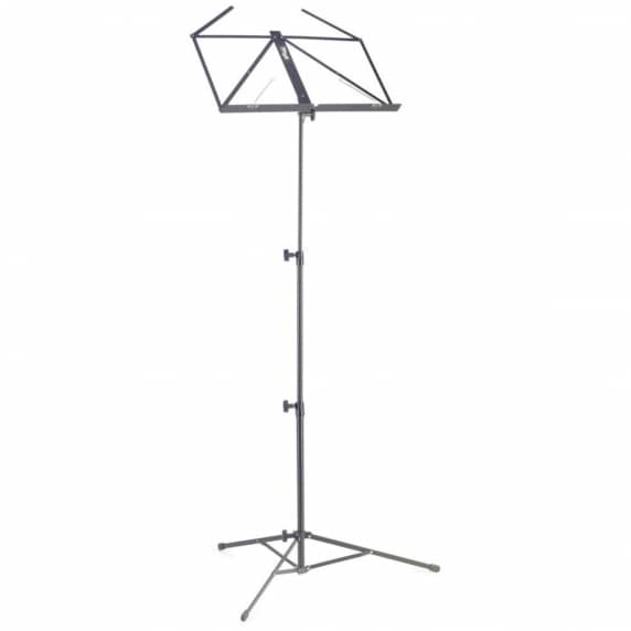 Stagg MUS-A3-BK 3-Section Lyra Collapsible Music Stand
