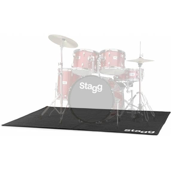 Stagg professional drum carpet with carry bag