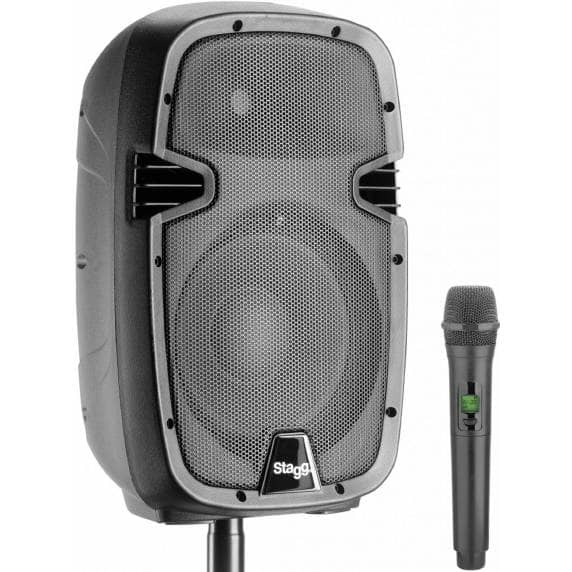 Stagg RIOTBOX10U PA System with Bluetooth & Wireless Mic