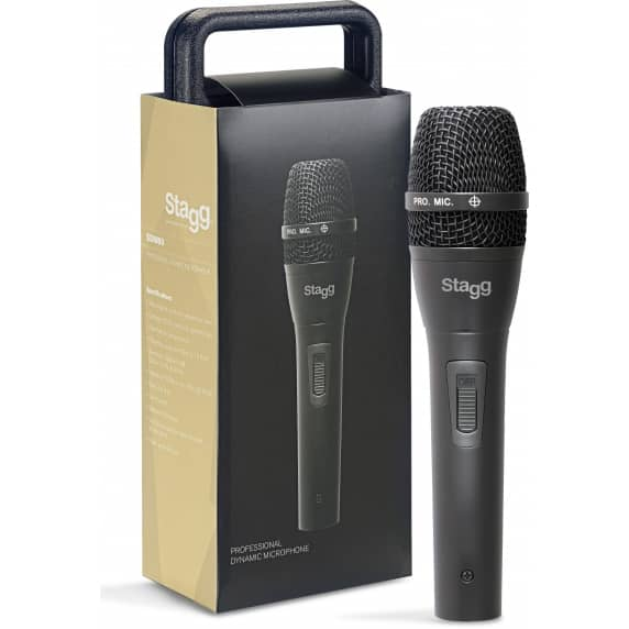 Stagg SDM80 Cardioid Dynamic Microphone