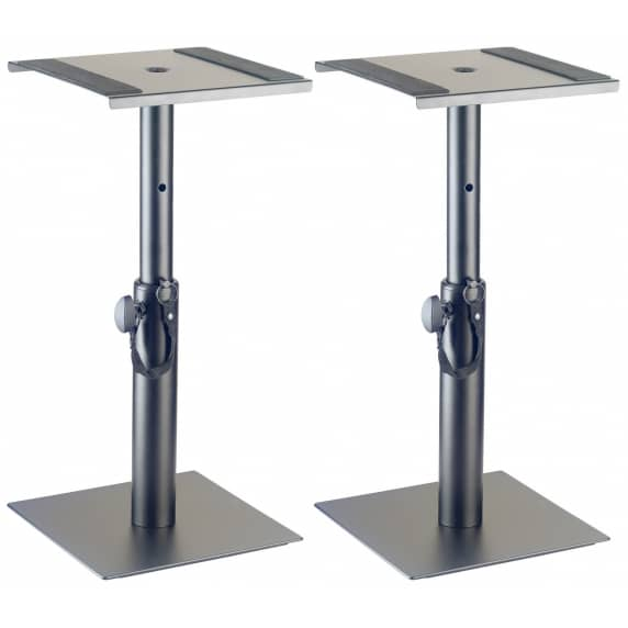 Stagg SMOS-05 SET Desktop Monitor Stands (PAIR)