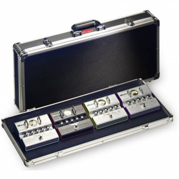 Stagg UPC-688 ABS Case for Guitar Effect Pedals